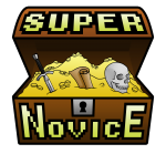 Super Novice Logo
